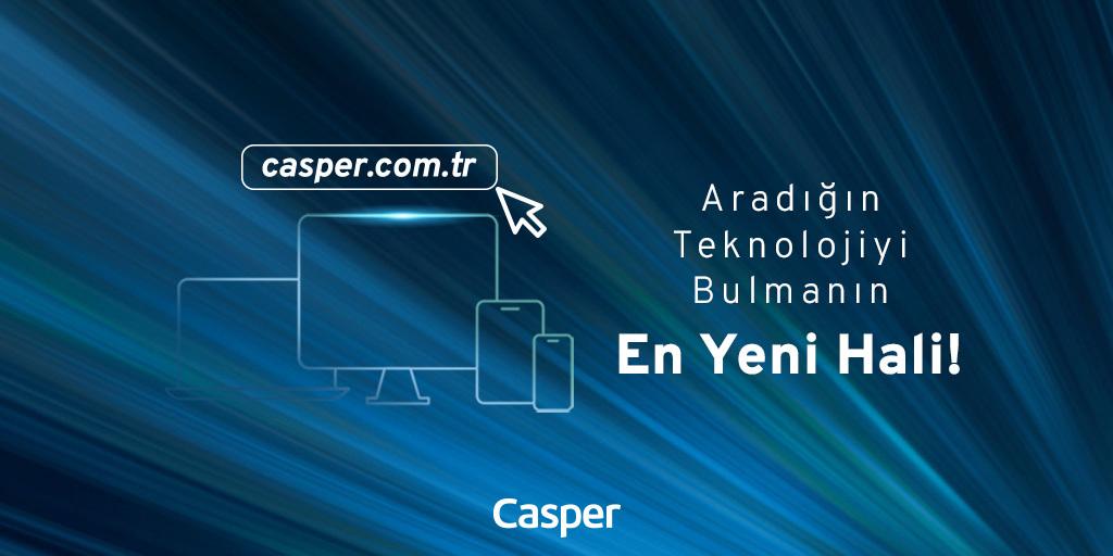 www.casper.com.tr