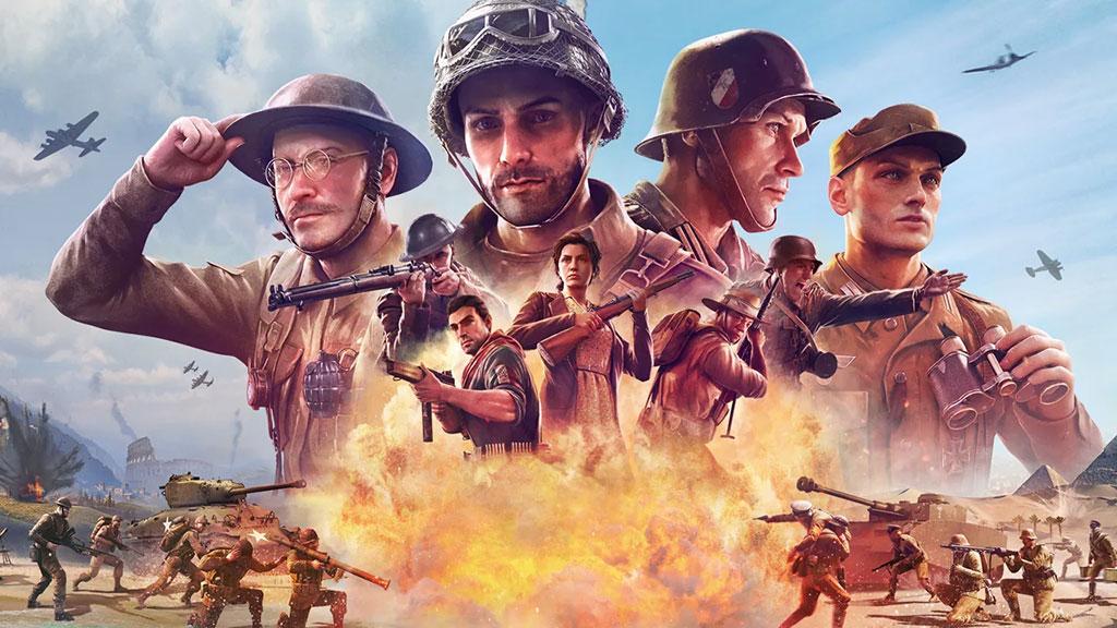 Company of Heroes 3 PC'ye geliyor