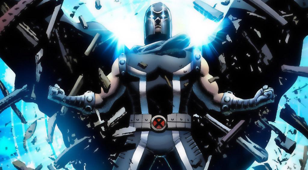 Kötü Karakterlerin Yükselişi magneto