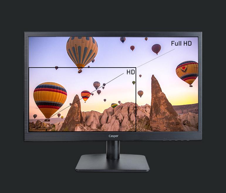 FHD Ekran Teknolojisi