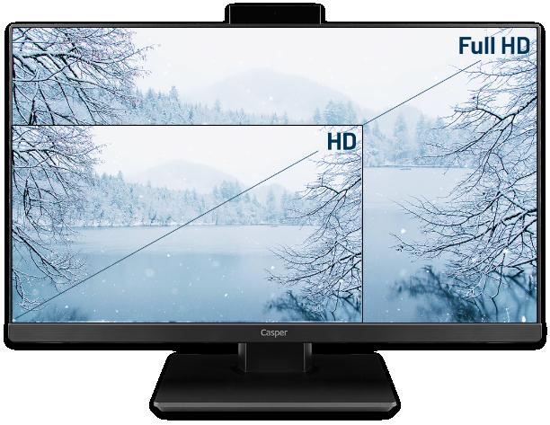 Full HD Canlı Ekran