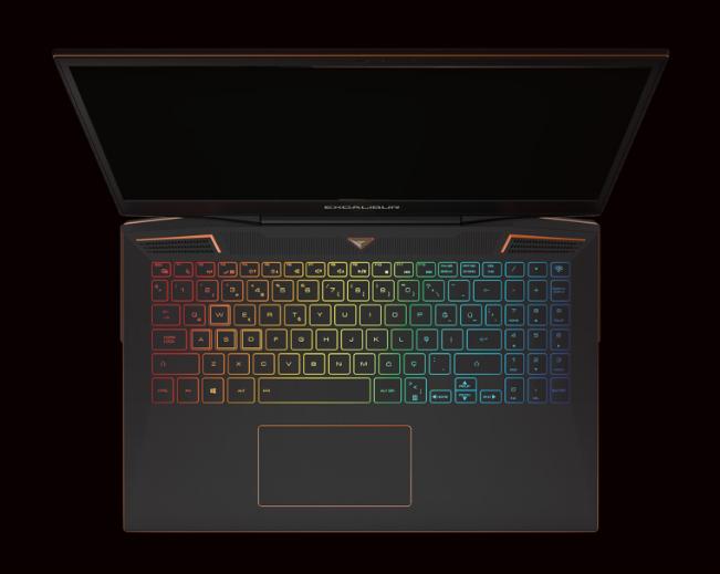RGB Klavyeile  Sınırsız Renk Seçeneği