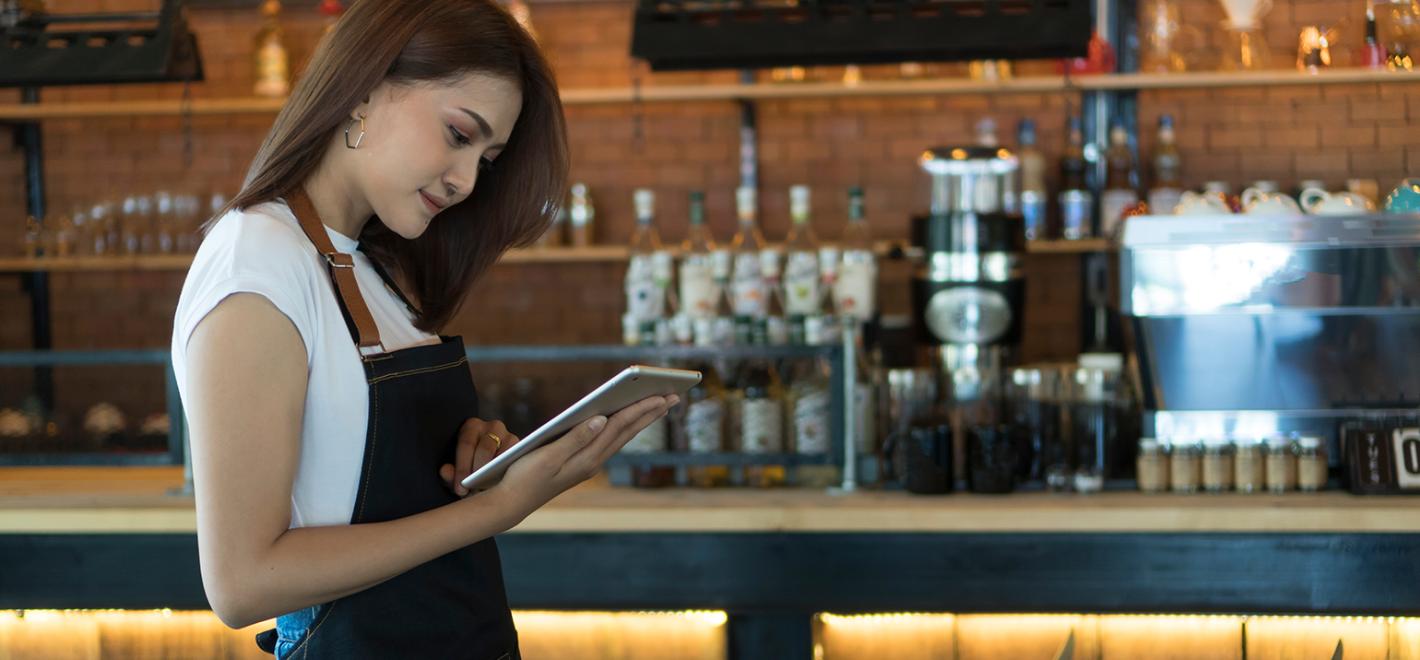 Kafe ve Restoran İçin Kurumsal Çözümler