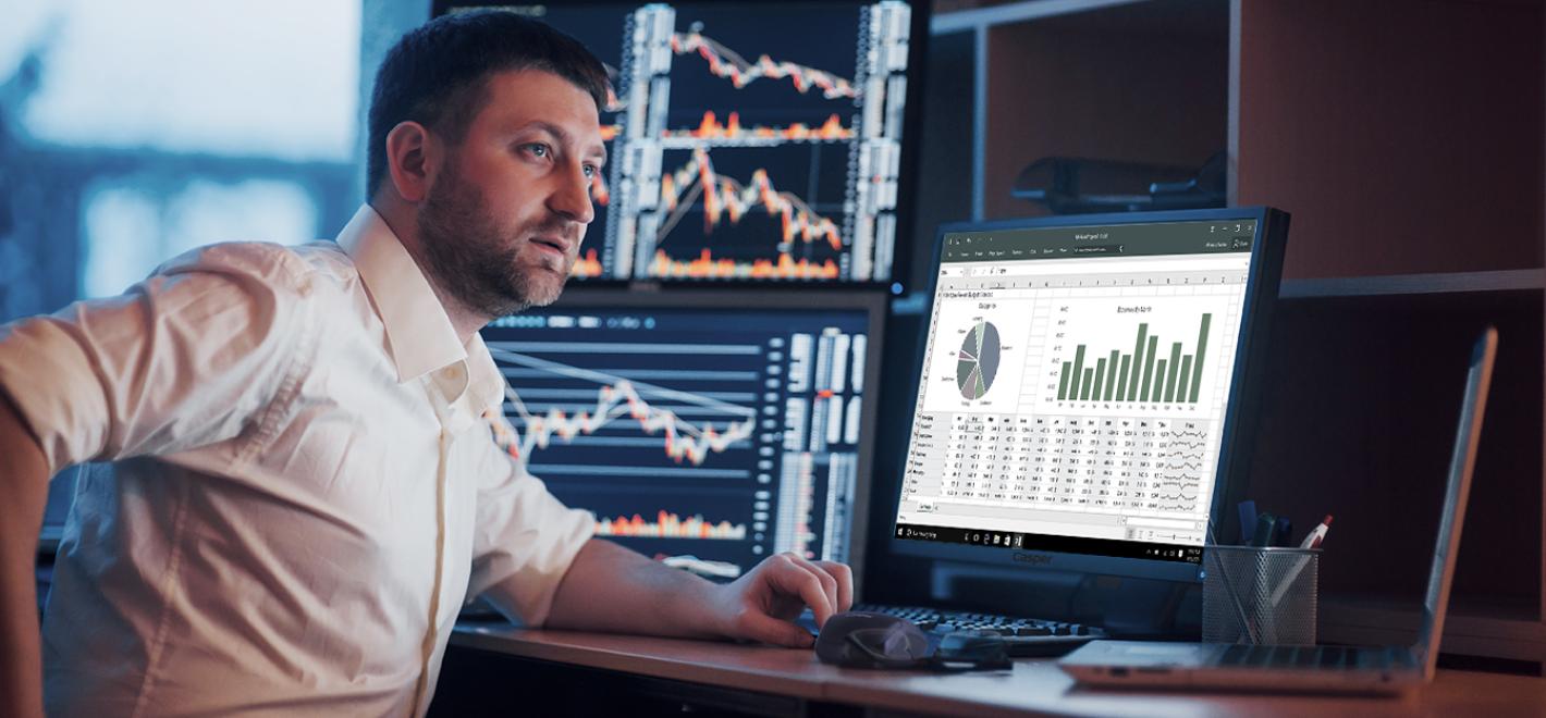 Finans Sektörü İçin Kurumsal Çözümler