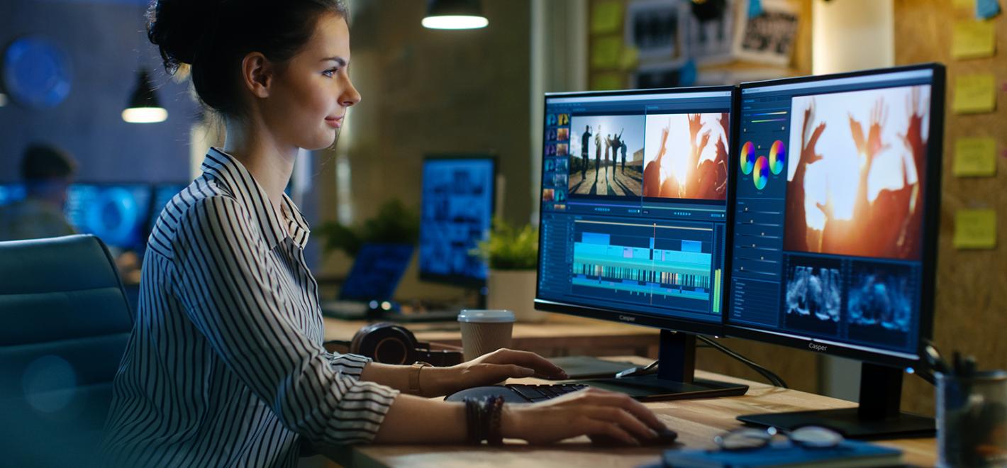 Video ve Görsel Düzenleme İçinKurumsal Çözümler