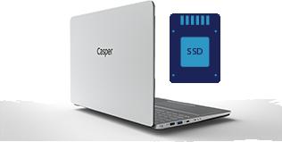 Yüksek Depolama Kapasiteli SSD