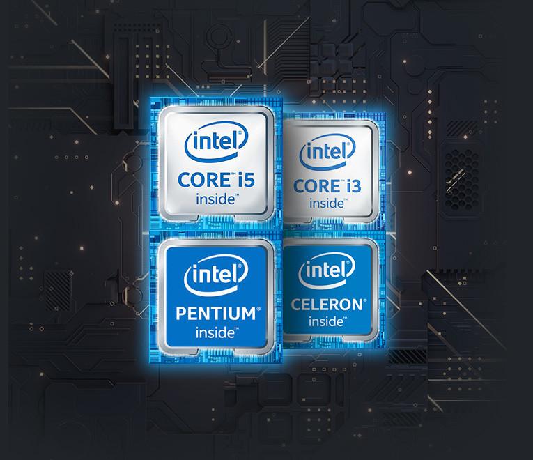 Intel®  İşlemci Gücü