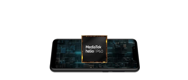 Helio P60 Yapay Zekalı İşlemci