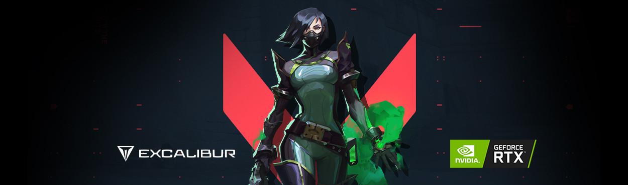 NVIDIA ve Excalibur Sponsorluğunda Düzenlenen Valorant Turnuvası Sona Erdi.