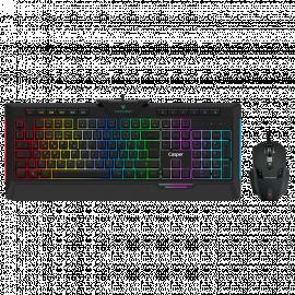 Excalibur RGB Klavye ve Mouse Set