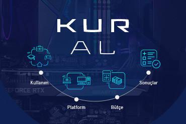 Casper KUR-AL ile Bilgisayarını Hemen Konfigüre Et!
