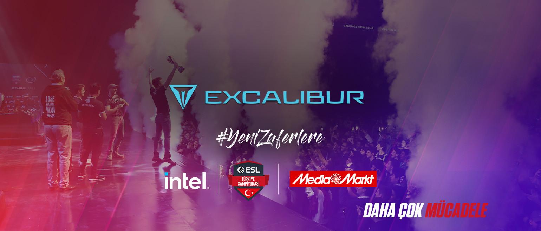 INTEL ESL Türkiye Şampiyonası  Resmi Partneri