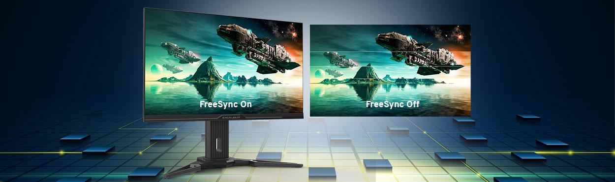 FreeSync Teknolojisi Nedir, Ne İşe Yarar?