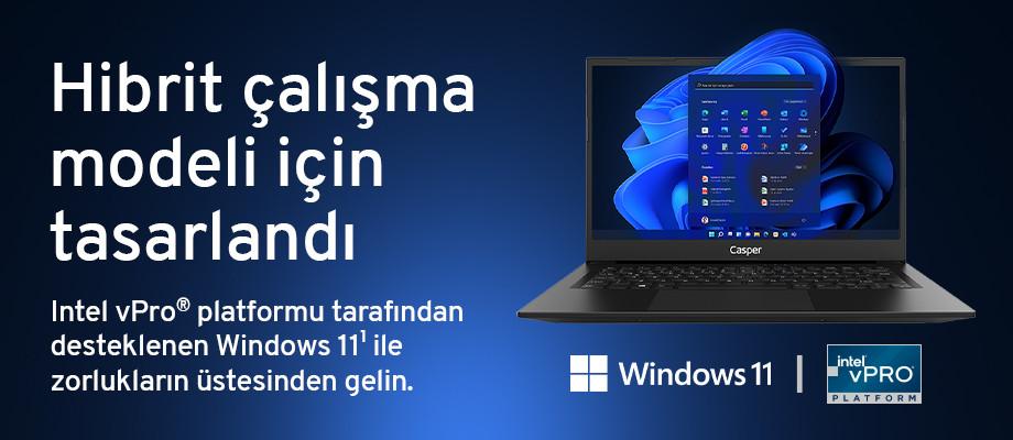 Windows 11 Pro ile Modern Bilgisayarlar Modern Çözümler